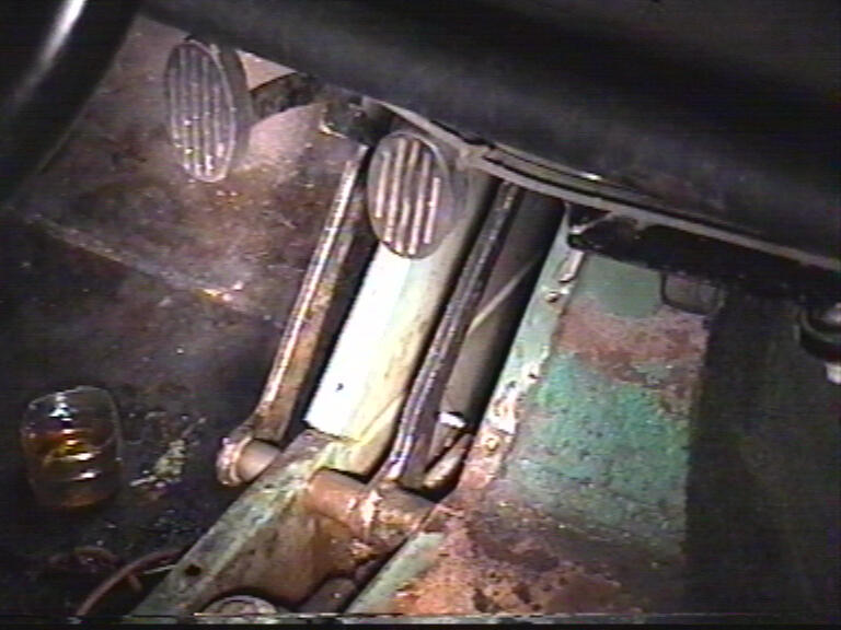 Clutch pedal sticking - Morris Minor Owners Club