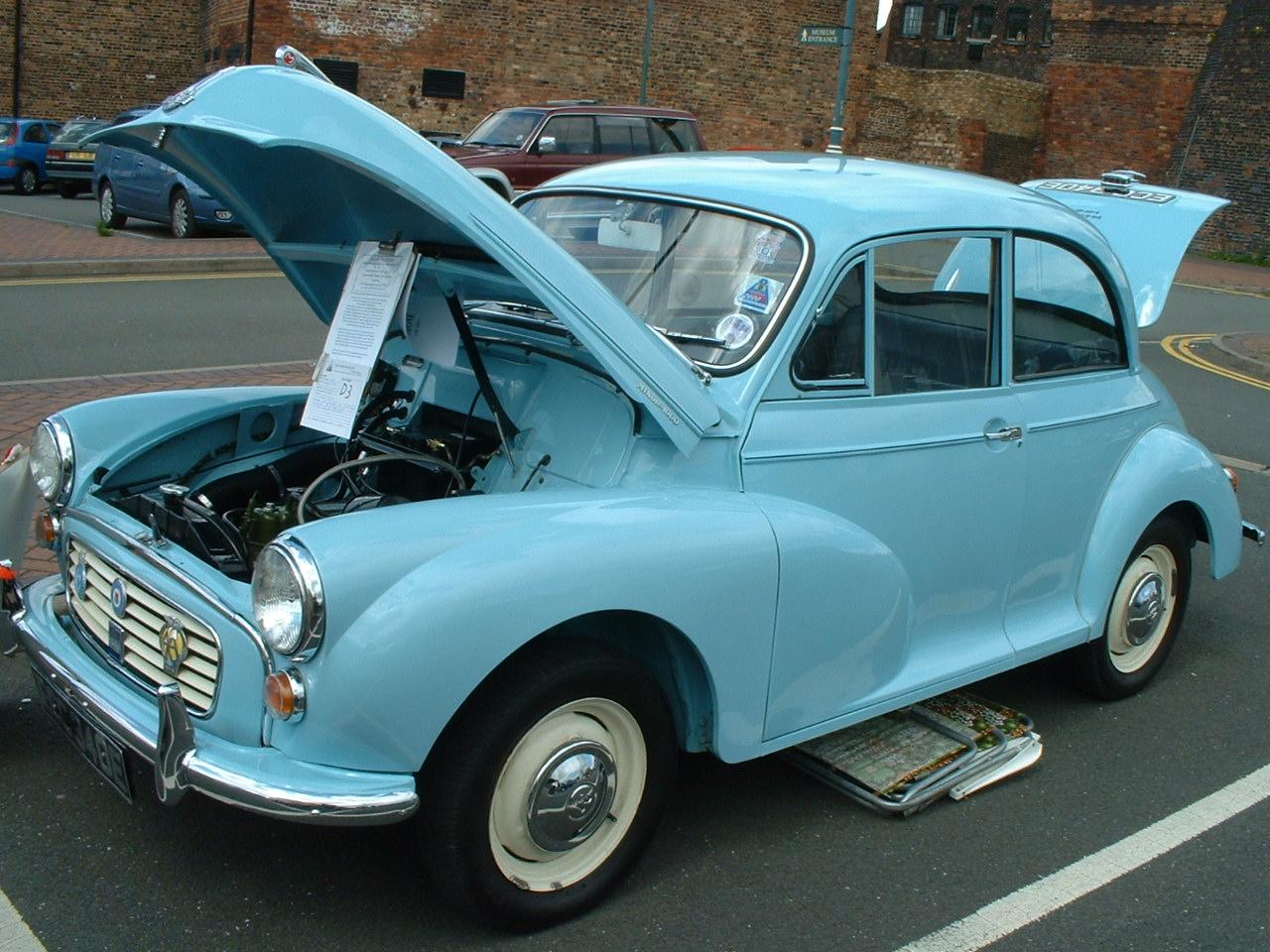 1967 Morris Minor 1000 Saloon