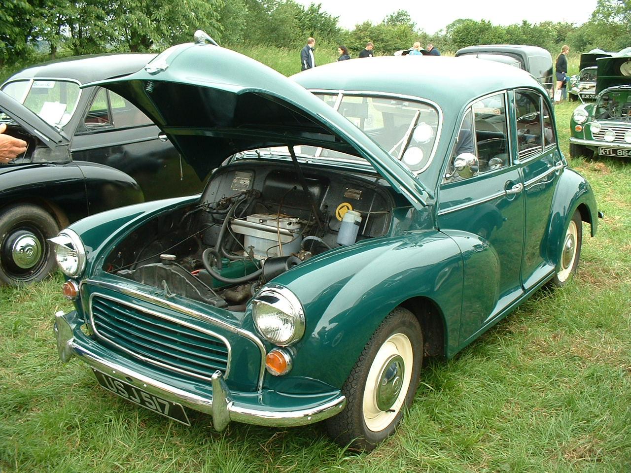 1956 Morris Minor 4-Door